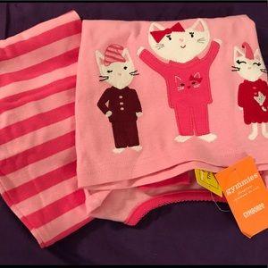 Gymboree Pajamas Set NEW with tags!